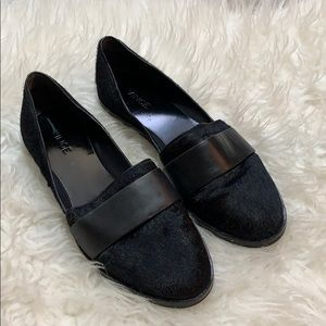 Vince leather Flats Size Size 7.5